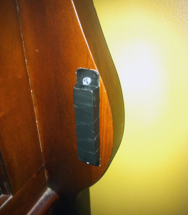 Remington 870 Magnetic Holder
