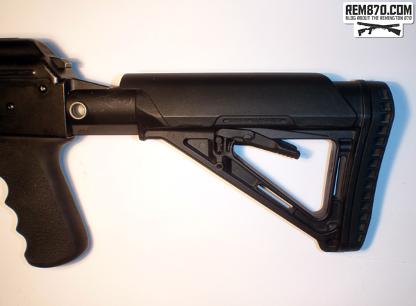 Magpul Stock with VLTOR Adaptor