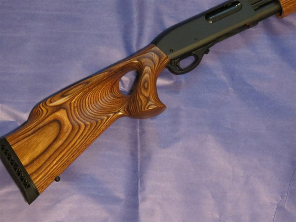 Remington 870 for Trap Shooting