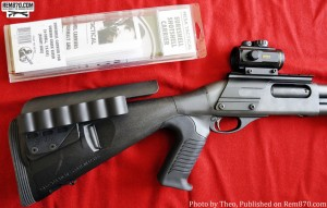Mesa Tactical Urbino Stock for Remington 870