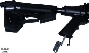 Wilson Combat Remington 870, Stock