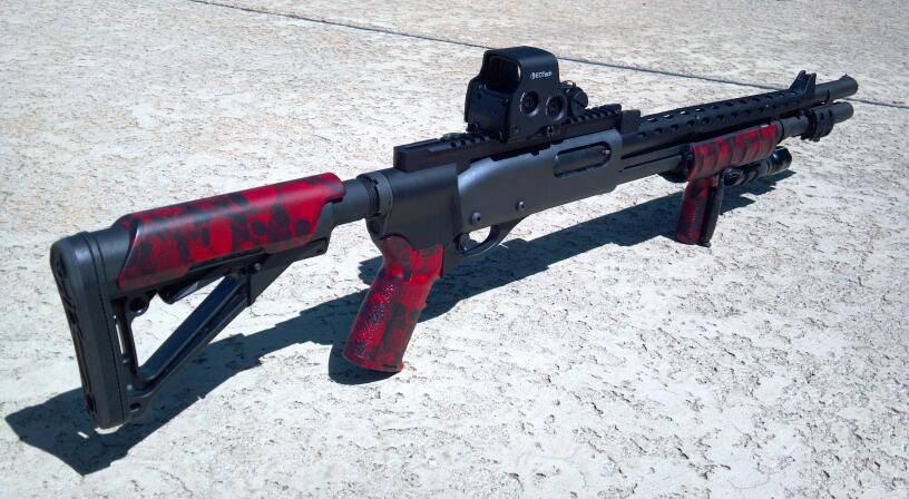 Remington 870 Zombie Killer