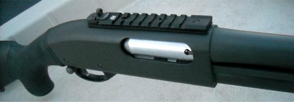 Short Barreled Remington 870 Shotgun