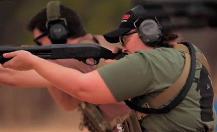 Remington 870 – Protecting Your Home