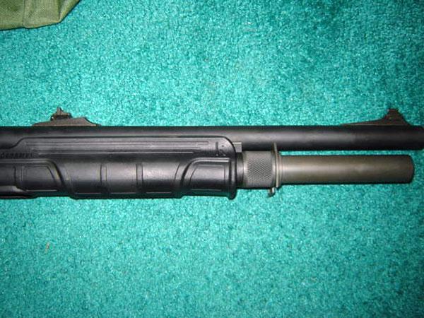 Remington 870 Magazine Extension