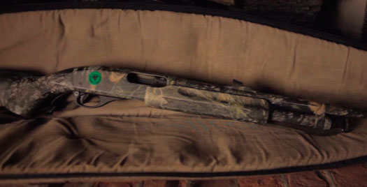 Remington 870 for Turkey Hunting