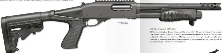 Remington Law Enforcement Catalog