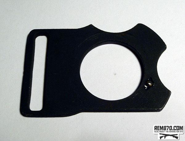 S&J Hardware, Remington 870 3 position front sling plate