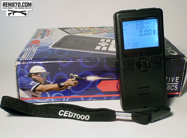 CED 7000 Shot Timer