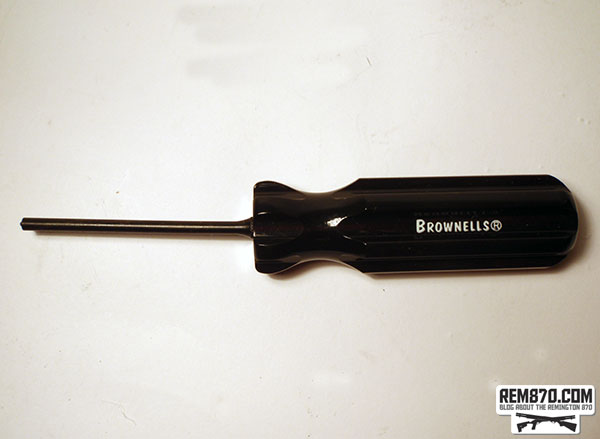 Brownells Remington 870 Pin Pusher