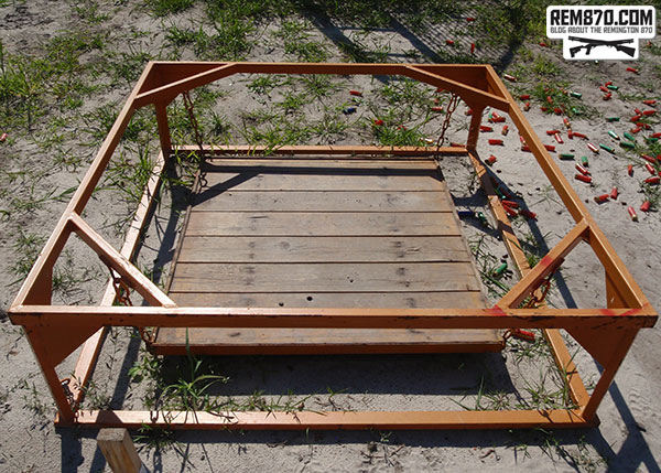 Practical Shooting Equipment – Swinging Platform