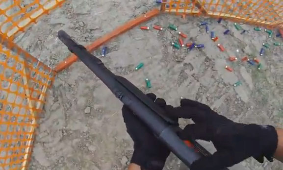 Remington 870 – Clearing Extraction Problem