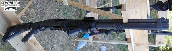 Tactical Remington 870