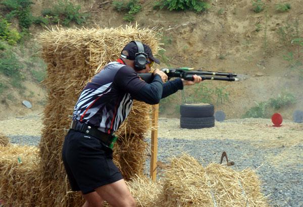 Ukrainian Shooter, Standard Division