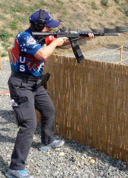 Kay Miculek, USA, Open Division