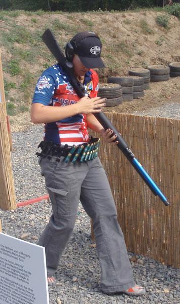 Lena Miculek, USA