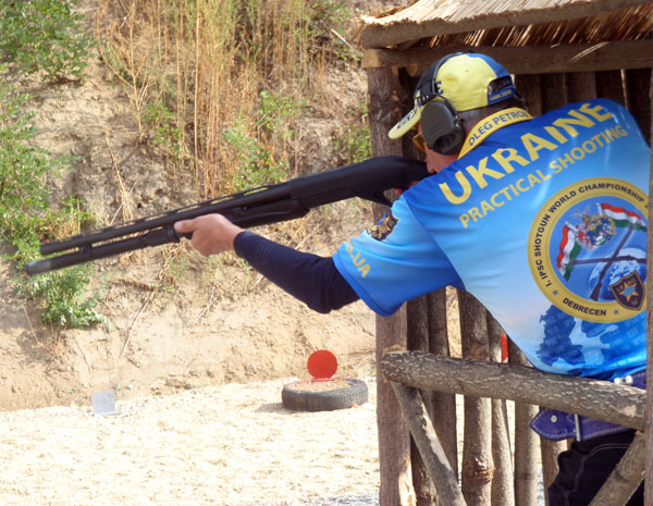 Standard-Manual Division Shooter, Ukraine