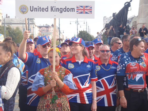 UK National Team