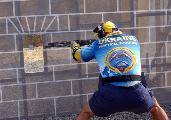 Standard Division Shooter, Ukraine
