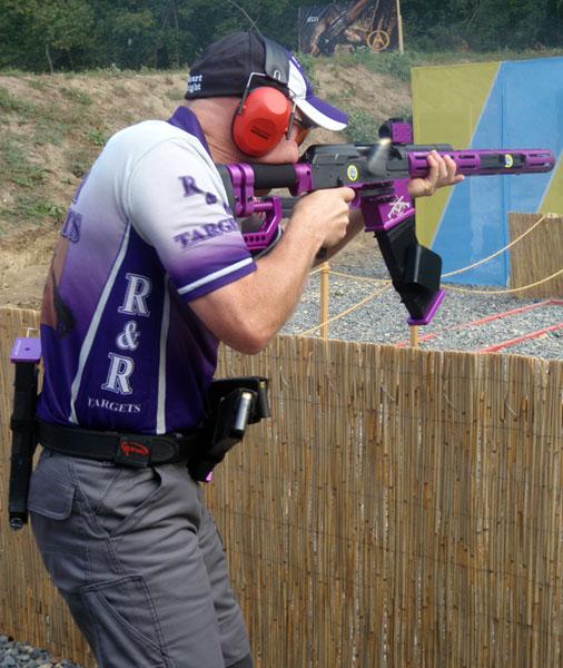Le « shotgun IPSC » pour les nuls !1er article : Divisions, conditions de départ, améliorations/modifications matériels.