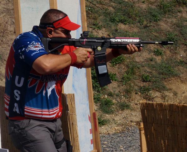 Open Division Shooter, USA