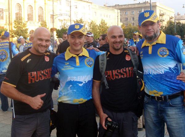 Vitaly Pedchenko and Voyno Brothers