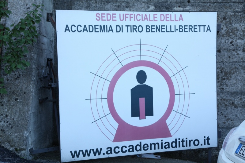 Benelli Tactical Shotgun Training, Italy, Report