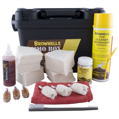 Basic Shotgun Cleaning Kit from Brownells