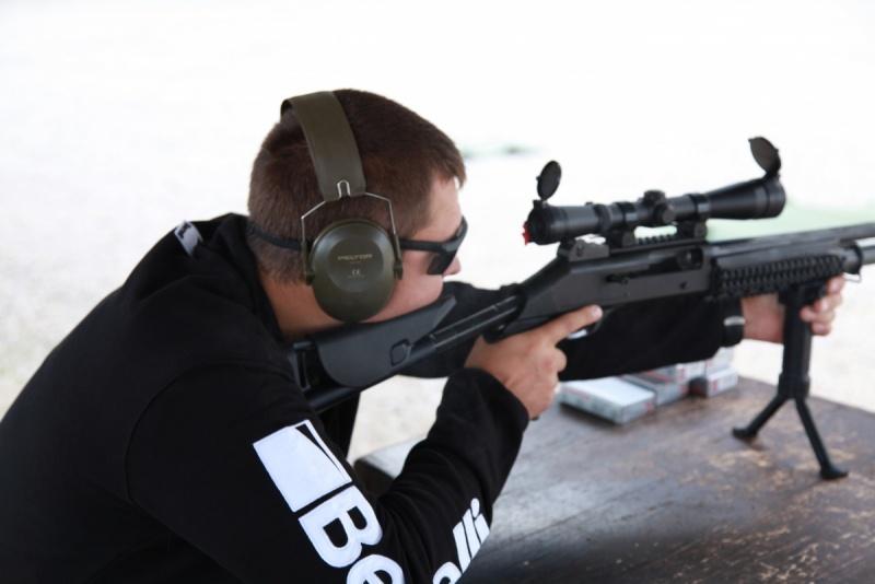 Shotgun Long Range Shooting