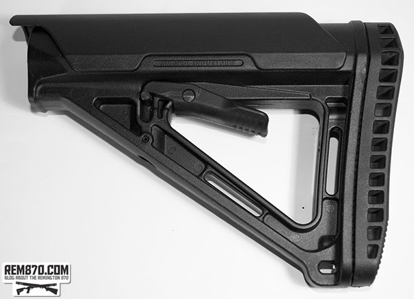 Magpul MOE Stock with Cheekriser and Enhanced Buttpad