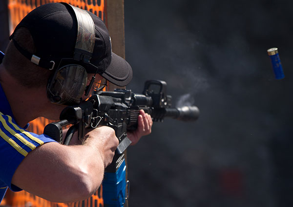 Open Division Shooter