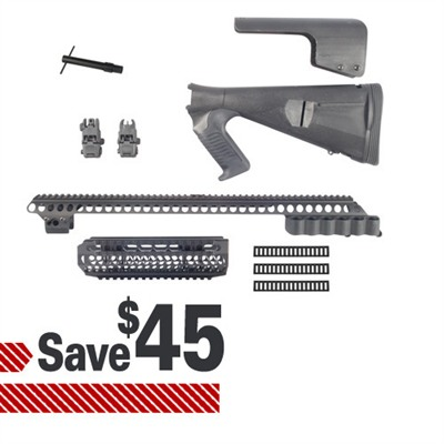 Remington 870 Tactical Upgrade Kits