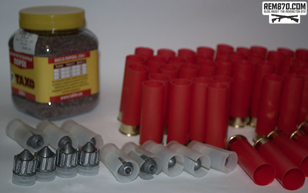 Shotshell Reloading Supplies