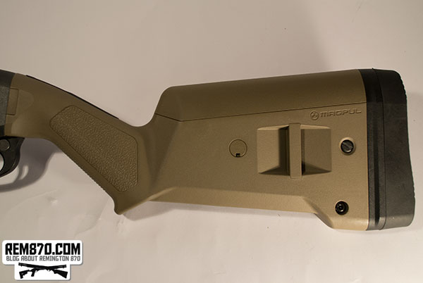 Magpul SGA Stock and MOE Forend for Remington 870 Review – UPDATED