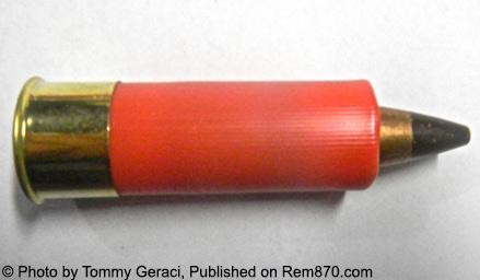 .50 BMG/M17 Tracer Shotgun Rounds