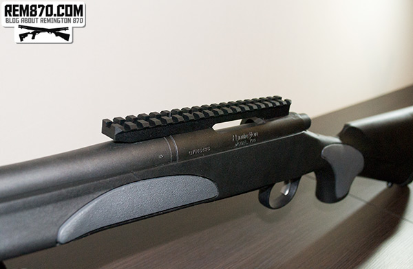 Remington 700 Picatinny Rail from S&J Hardware