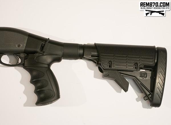 Remington 870 ATI Talon Stock