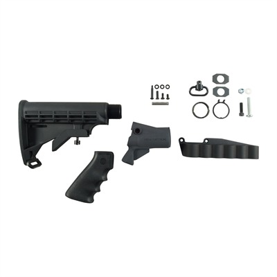 Remington 870 Stock & Shotshell Carrier Package (from Mesa Tactical)