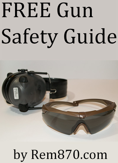 FREE Gun Safety Guide – RELEASED!