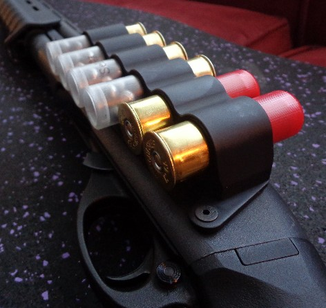Remington 870 Receiver Mount Shell Carriers