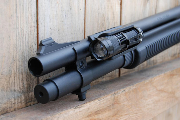 Remington 870 with Home Defense and SHTF Mods