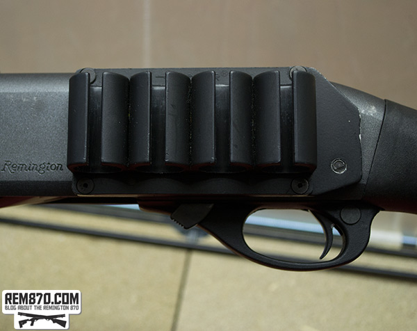 TacStar Sidesaddle for Remington 870 Shotgun