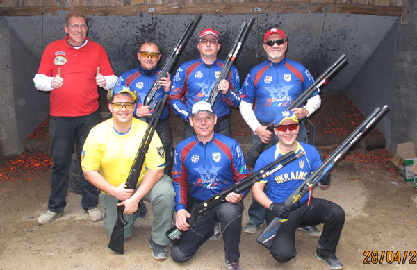 Italian and Ukrainian Shooters, Squad #21