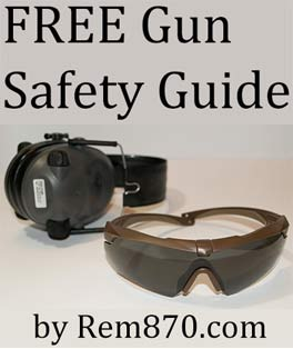 FREE Gun Safety Guide - FREE to Download, FREE to Share!