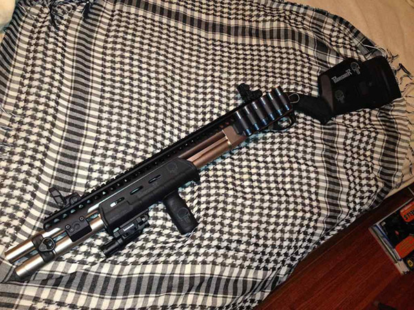Tactical Upgrades and Accessories for Remington 870