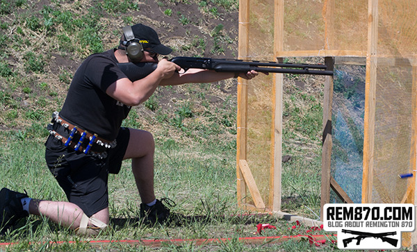 Several Photos from Shotgun Competition