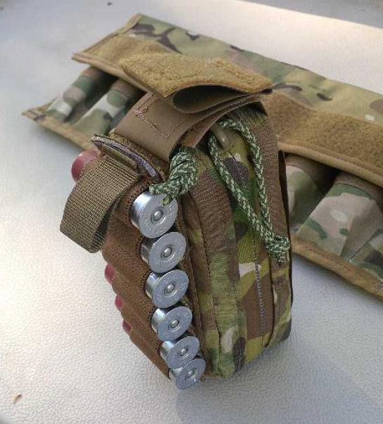 Detachable Shotshell Carrier Pouch MK 2