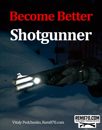 Thank you for support! Become Better Shotgunner is on 2nd place in Amazon Best Sellers