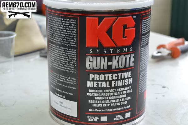 KG Gun Kote