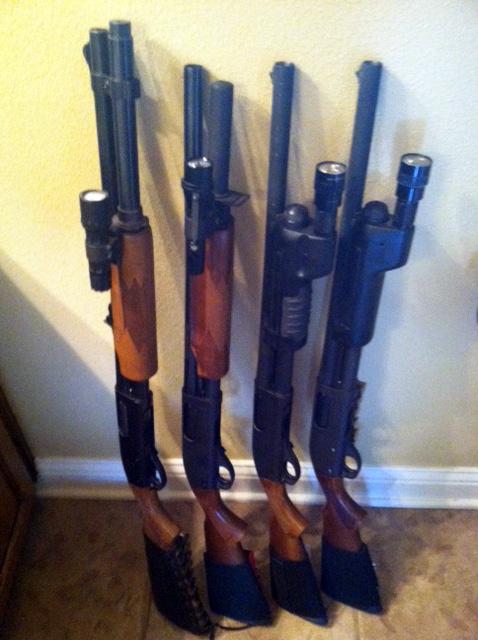 Remington 870 Shotguns Review